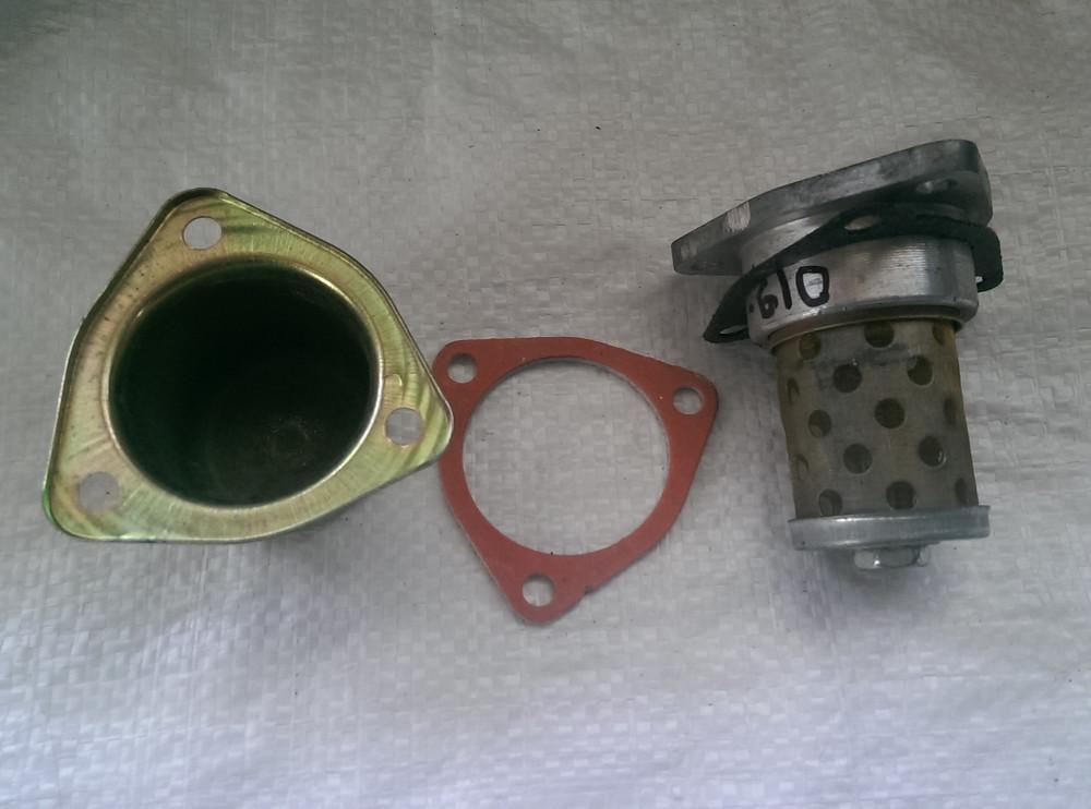 Масляный фильтр 175/180 водяное охлаждение