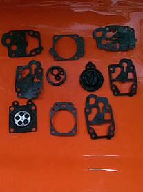 Набор мембран, ремкомплет карбюратора для мотокос EFCO/Oleo-Mac Stark 25 оригинал