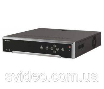DS-7732NI-I4/16P (B) 32-канальный 4K регистратор c PoE коммутатором на 16 портов, фото 2