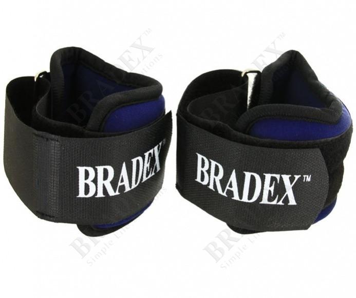 Утяжелители по 0,5 кг пара Гераккл BRADEX / Ankle/Wrist Weights