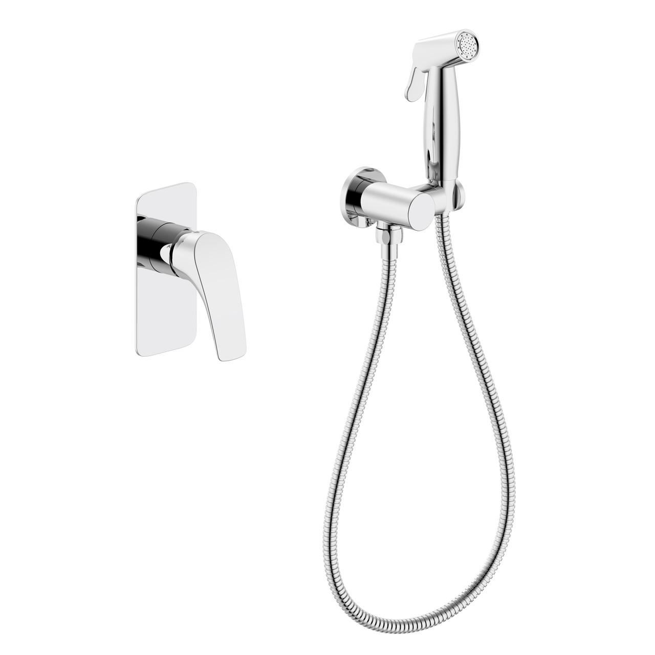 ORLANDO набор (смеситель скрытого монтажа с гигиеническим душем) Volle 15195200