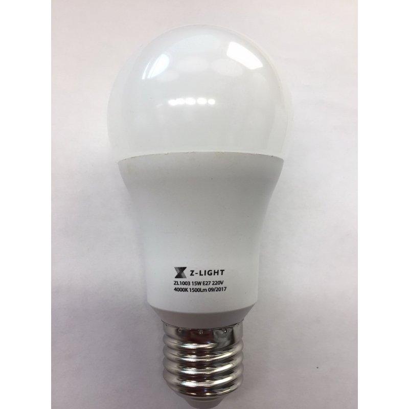 Светодиодная Лампа 18W E27 6500K Z-LIGHT ZL1003-18w