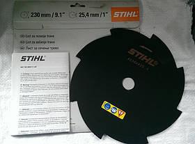 Нож STIHL 230 8Т для мотокос