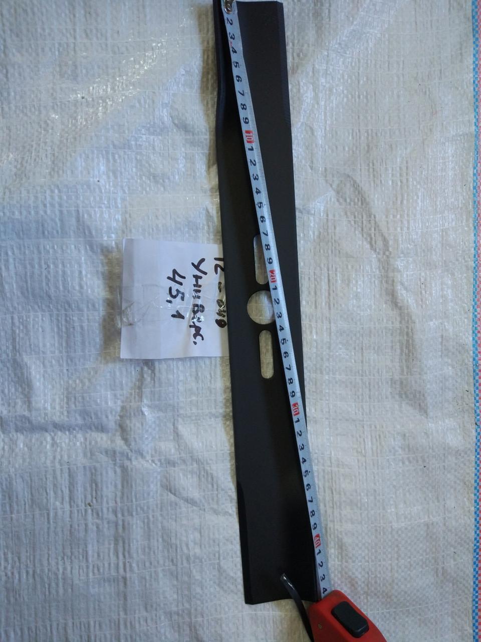 Ніж для чотириколісних кос 45,1 см універсальний отвір 26 мм