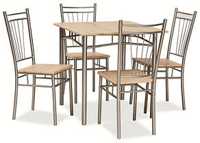Cтол + 4 стула Fit