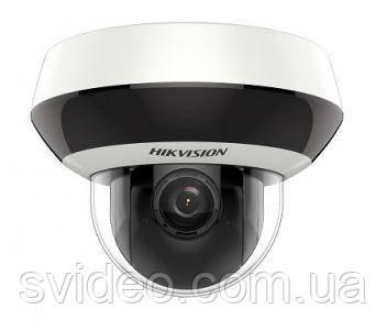 DS-2DE2A404IW-DE3 (2.8-12 мм) 4 Мп IP PTZ видеокамера Hikvision с ИК подсветкой, фото 2