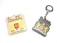 Брелоки под заказ с вашим логотипом, купить брелки на заказ в Харькове, изготовление ПВХ изделий