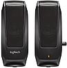 Комп.акустика LOGITECH S120 Black, 2.0, OEM