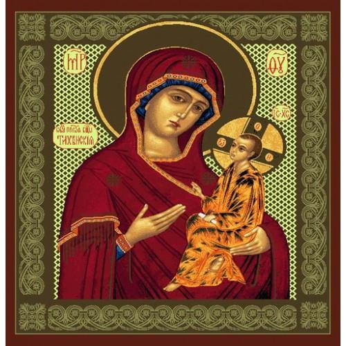 Тихвинская Божья матерь