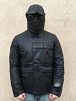 Вітровка/парка C.P. Company х Adidas - black, фото 1