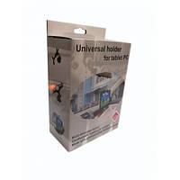 Авто держатель для планшетов и GPS с прищепкой 019