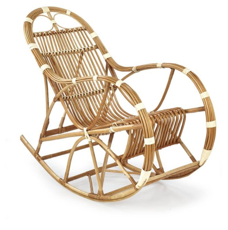 Крісло-качалка Rocco