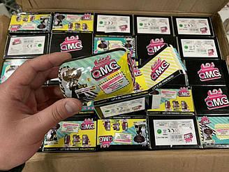 Лялька L.O.L. LOL LOL капсула з волоссям WJ-14 (144шт/2), мікс видів, з аксес., 9.2 см, в кор.