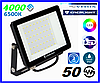 Прожектор світлодіодний 50Вт 6500К ENERLIGHT MANGUST