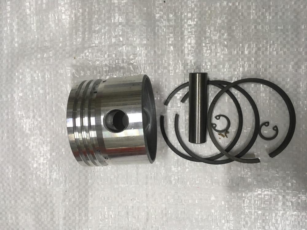 Компрессор Поршень диаметр 65мм,высота 52мм ,толщина кольца 2,5мм/2,5мм/4мм