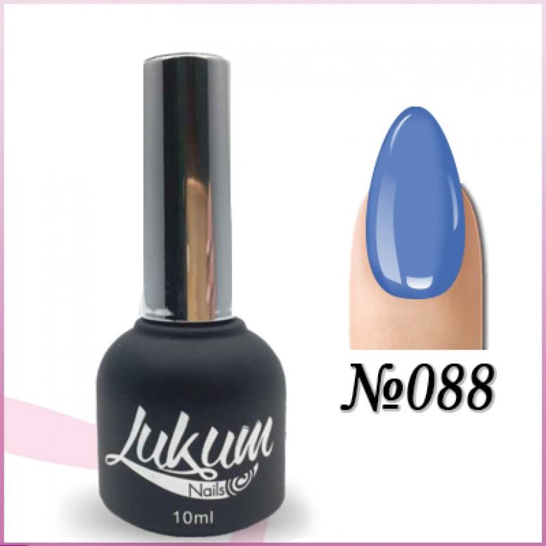 Гель лак Lukum Nails № 088