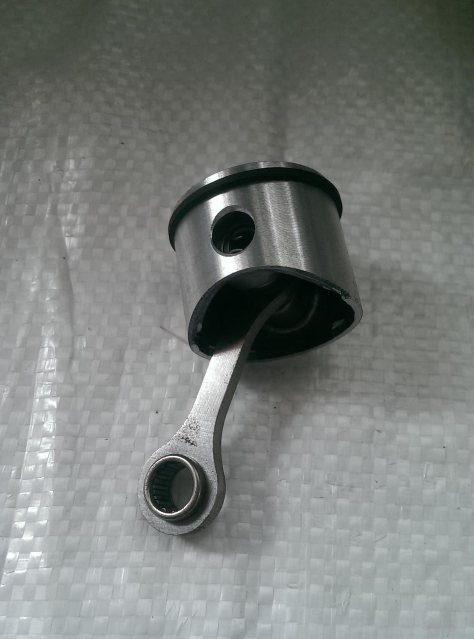 Поршень с шатуном 37 мм