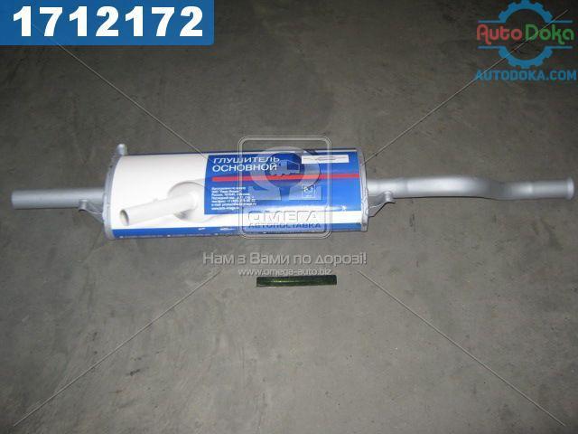 Глушитель ВАЗ 2108, 2109, 21099, 2113, 2114, 2115 основной (производство  АвтоВАЗ)  21080-120001081