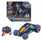 Машина перевертыш трюковая Nikko Psycho Gyro Sentrifuga Blue/Orange на радиоуправлении