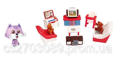 Набор комната игрушечная с мебелью, фото 2