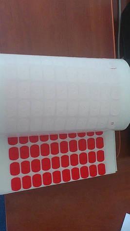 """Наклейка силиконовая для датчиков """"XTRIM"""" малая, фото 2"""