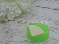 """Силиконовая форма Fom-flowers для создания конфетки """"Цитрус"""" 2х2,8 см"""