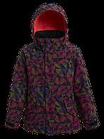 Горнолыжная куртка Burton Elodie (True Black Morse Geo) 2020