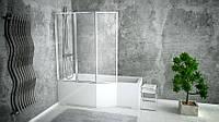 Акриловая ванна Integra 150х75 (левая) Besco PMD Piramida