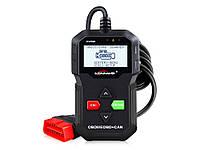 Сканер адаптер Konnwei KW590 для диагностики автомобиля OBDII