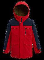 Горнолыжная куртка Burton Covert ( Flame Scarlet/Dress Blue) 2020