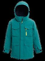 Горнолыжная куртка Burton Covert ( Green-Blue Slate/Satellite) 2020