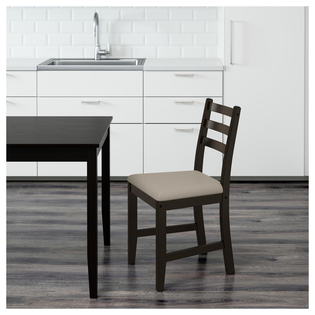 Кухонный стул LERHAMN