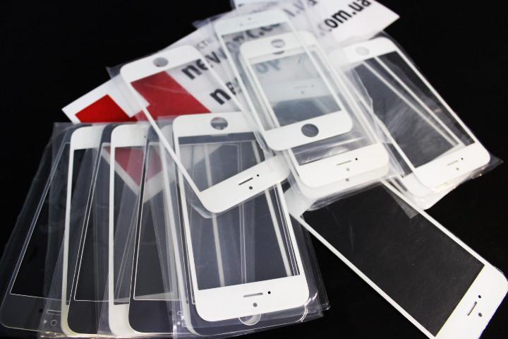 Замена верхнего стекла (переклейка стекла) iPhone 5/5S