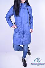 Куртка женская из плащёвки демисезонная (color A9) HaiLuoZi 18-36 Размер:46,50