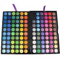 Профессиональная палитра теней 120 цветов № 1