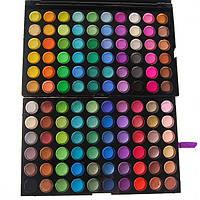 Профессиональная палитра теней –120  цветов №2