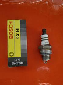 Свеча BOSH WSR6F для бензопил, мотокос оригинал