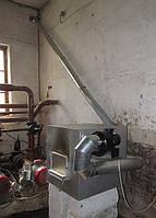 Печь отопительная твердотопливная с водяным контуром УкрПечи ПОТ-25кВт