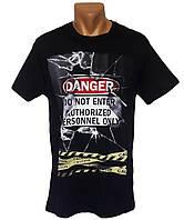 Летняя мужская футболка Daniel and Jones - №5344