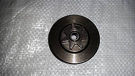 Корзина ,Тарелка, Чашка сцепления с подшипником под цепь 0325 бензопила HOMLITE 4016,4518,5020 64/62/8мм