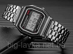 Наручные часы для спорта WR  Черный