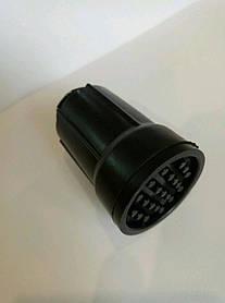 Наконечник для трости (палки) резиновый шипованый черный № 21 МИРТА (508)