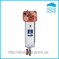 Самопромывной фильтр для горячей воды Aquafilter H101-F10NN2PC-V_R