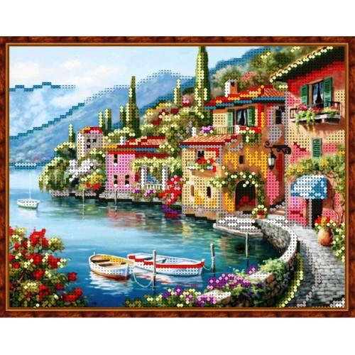 Деревня у моря