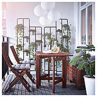 Стол садовый APPLARO 133x62 см