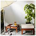 Стол садовый APPLARO 63x63 см, фото 3