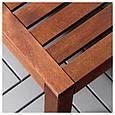 Стол садовый APPLARO 63x63 см, фото 4
