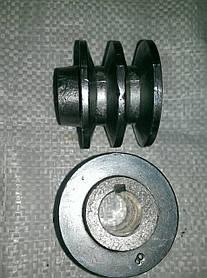 Крот мотоблок Шкив двухручейный 19 мм