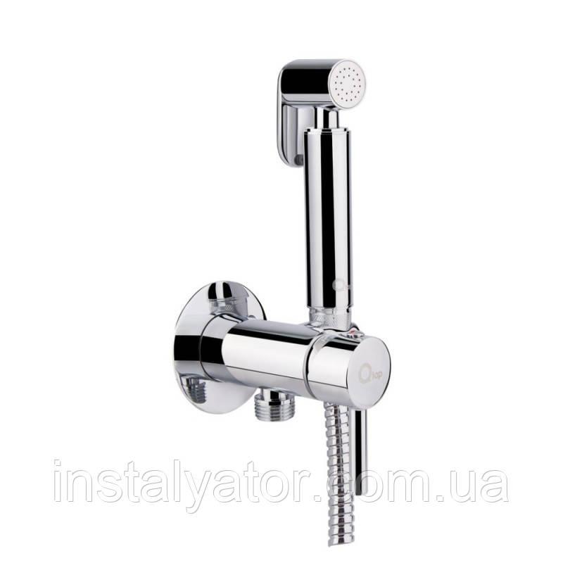 Набор для гигиенического душа Q-tap Inspai-Varius V00440001 CRM встроенного монтажа