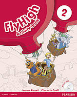 Fly High 2 Activity Book and CD ROM Pack
